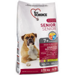 1ST CHOICE Senior Sensitive Skin&Coat д пож с с чувс к и ш ягн и рыб