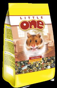 Little One корм для хомяков