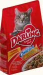 DARLING корм для кошек; с птицей и овощами 2кг